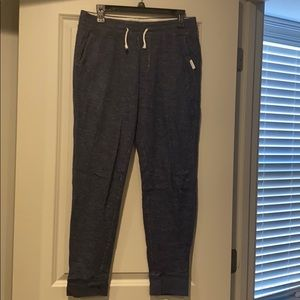 Abercrombie and Fitch blue sweatpants